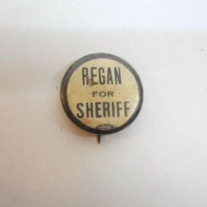 REGAN for SHERIFF